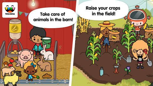 Toca Life: Farm
