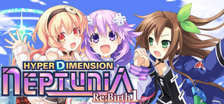 Hyperdimension Neptunia Re;Birth1 2016