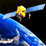 GPS Satellite Varies with device