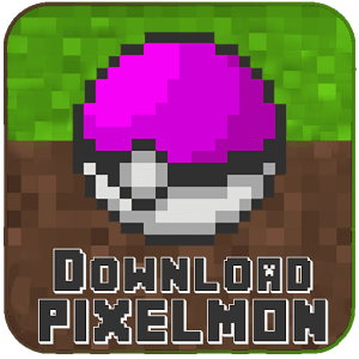 Download Pixelmon MOD for MCPE