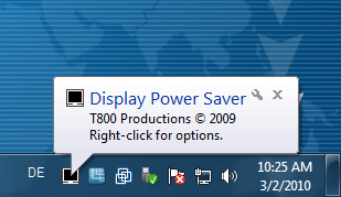 Display Power Saver