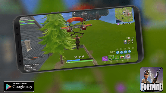 Guide Fortnite Battle Royale 2018