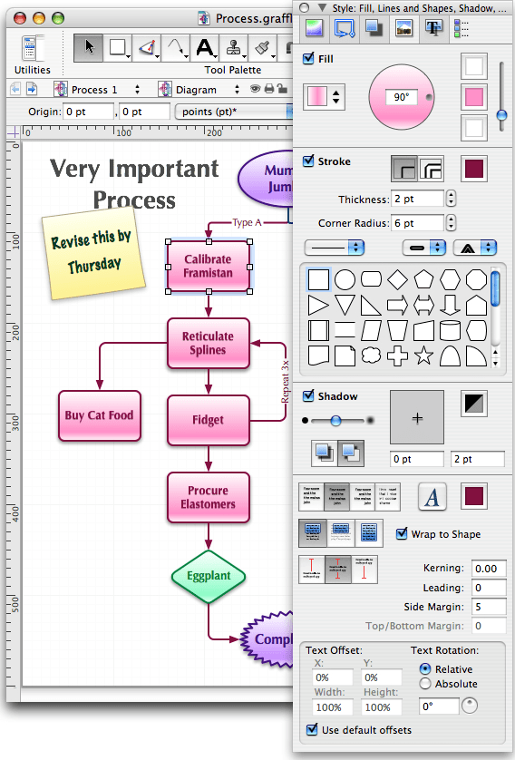 pros - Visio For Mac Free Download