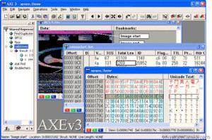 Advanced Hex Editor (AXE)