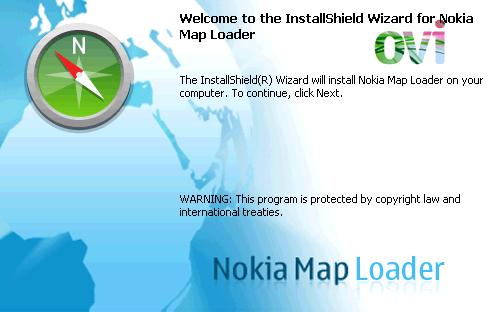 Nokia Map Loader