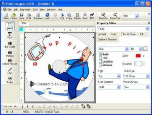 Print Designer GOLD