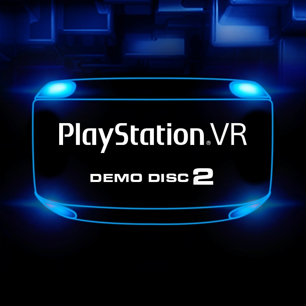 PlayStation Demo Disc 2 PS VR PS4