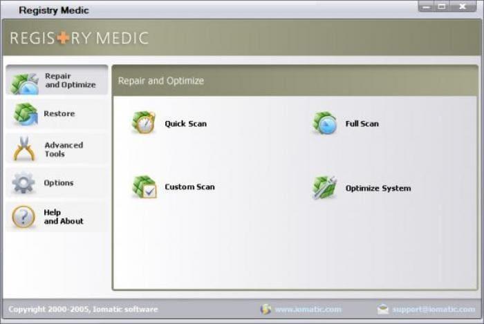 Registry Medic