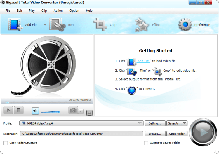 Bigasoft Total Video Converter v5.0.10