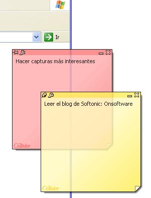 Crawler Desktop Notes