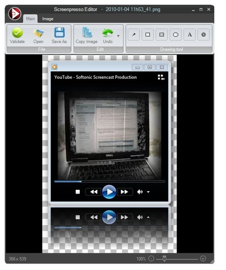 Screenpresso - Screen capture