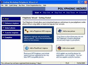 Coding Workshop Polyphonic Wizard