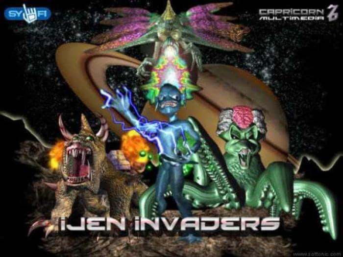 iJen Invaders