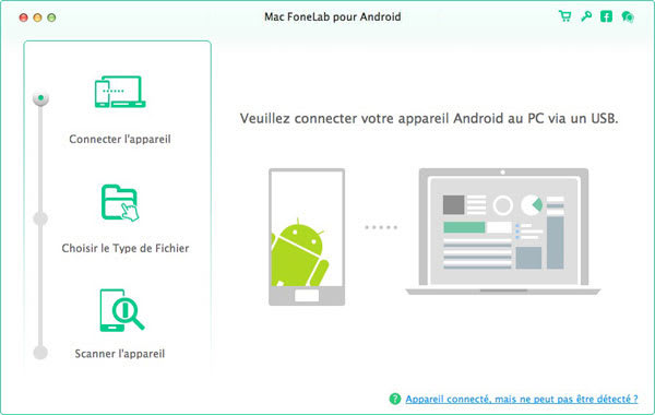 Mac Android Data Recovery
