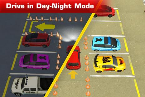 Car Parking Spot