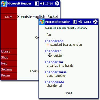 Spanish-English Pocket Dictionary