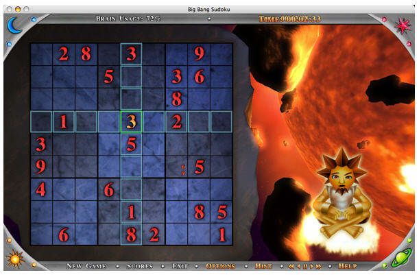 Big Bang Brain Games