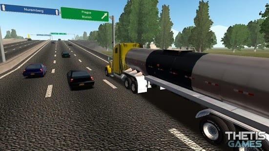 Truck Simulator Europe 2 Free