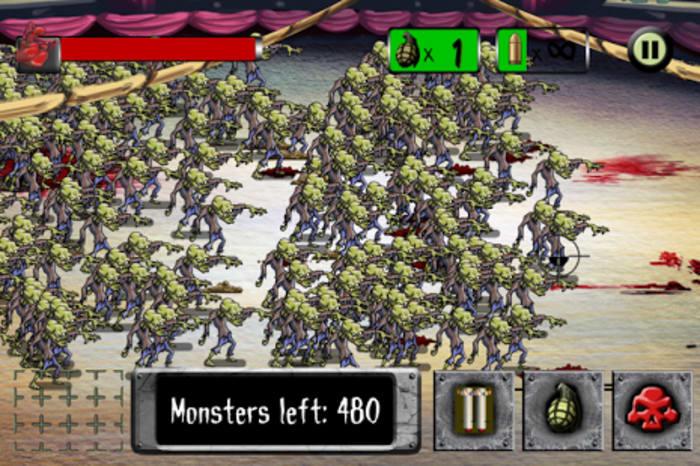 ApocaMonster: Zombies & Demons