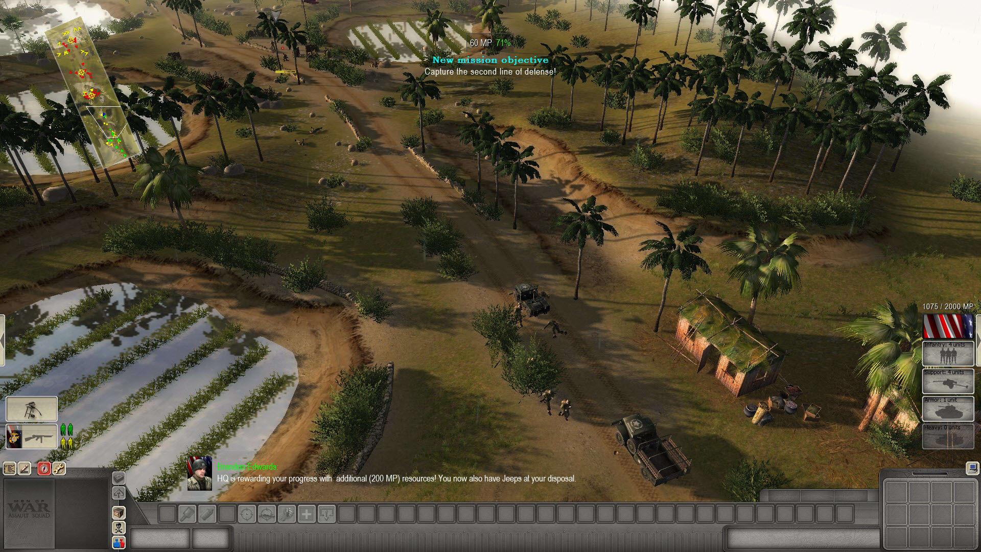Men of War: Assault Squad  Demo