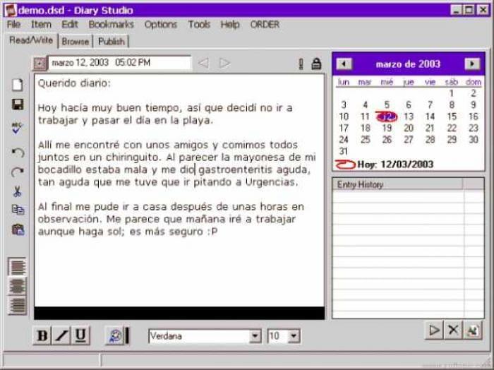 Diary Studio