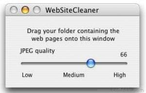 WebsiteCleaner