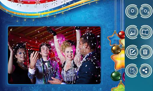 2015 Happy New Year Frames