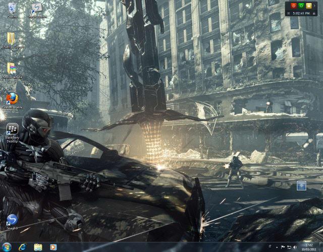Crysis 2 Wallpaper