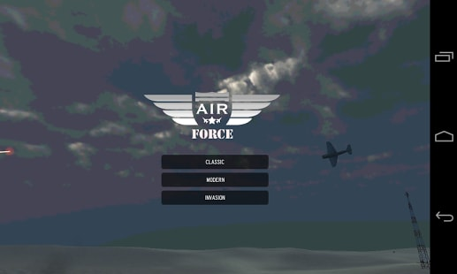Air Force : Battle 3D