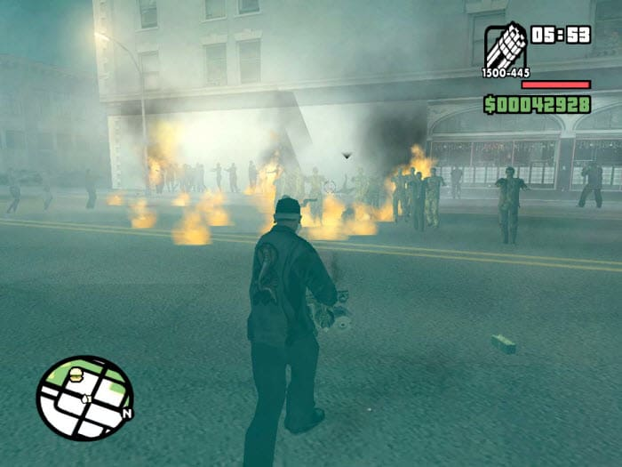 GTA: San Andreas Zombie Alarm Mod - Download