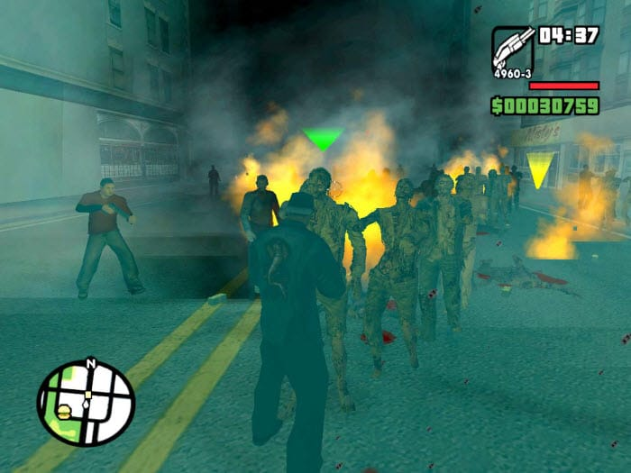 Gta San Andreas Zombie Alarm Mod Download