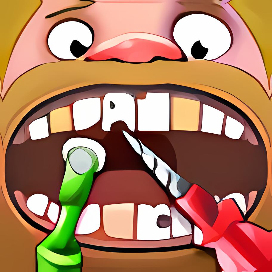 Crazy Dentist - Fun games (Little Dentist) 1.0.1