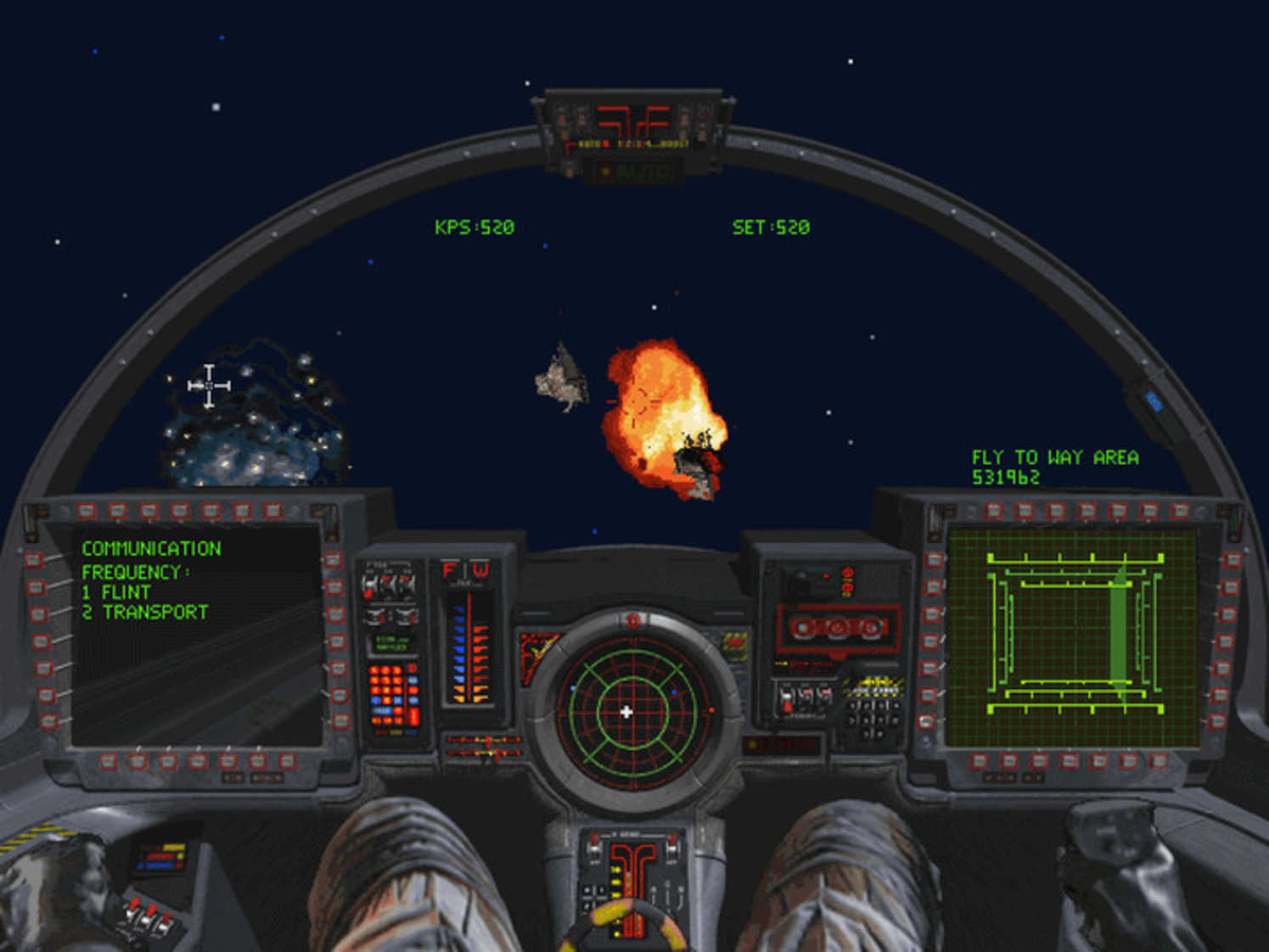 Wing Commander 3 Heart Of The Tiger