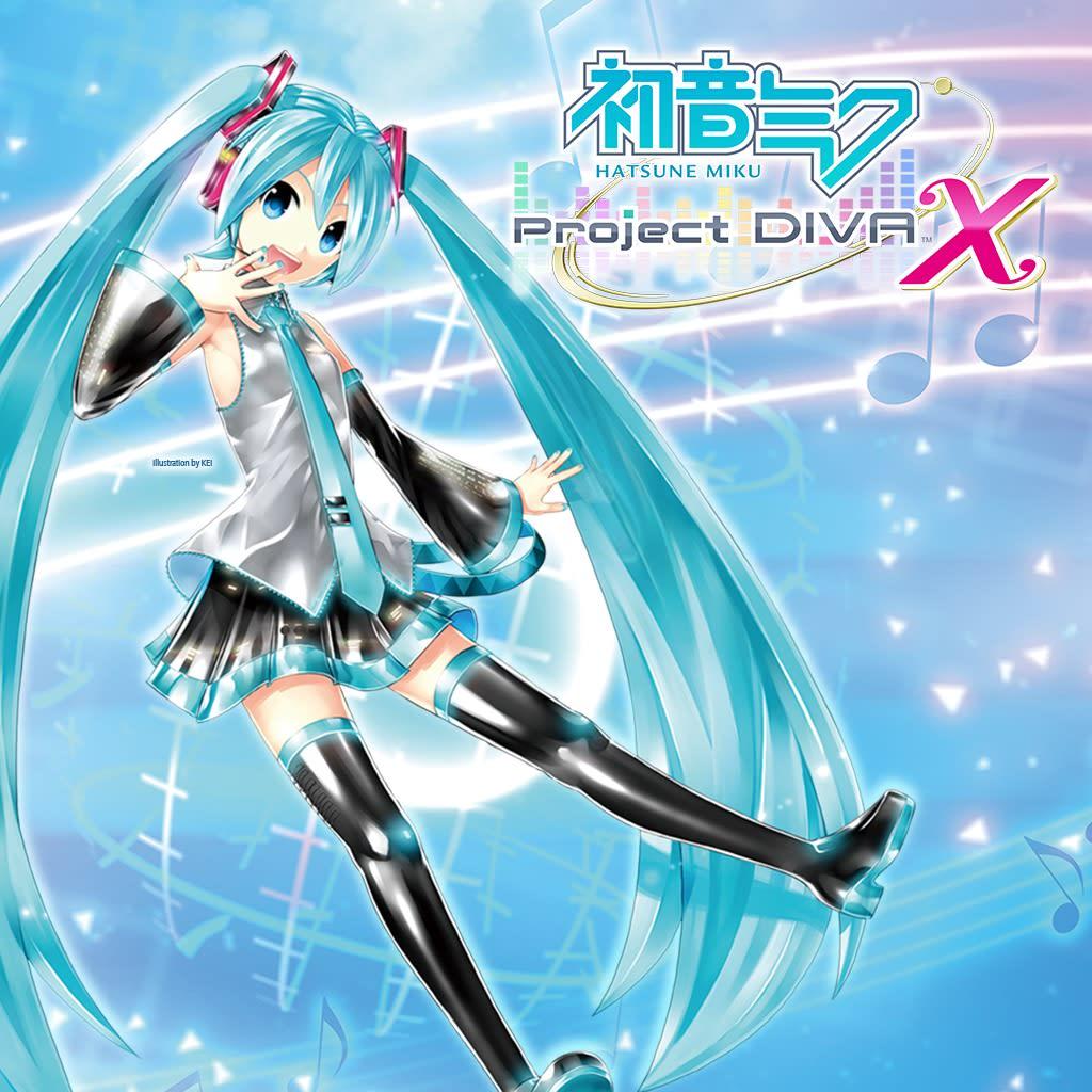 Hatsune Miku: Project DIVA X PS VR PS4