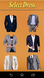 Formal Suit Men Wear