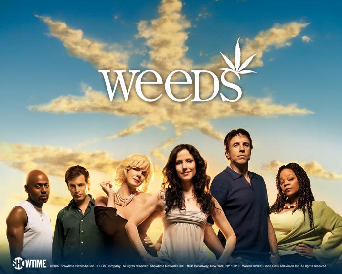 Fond d'écran Weeds (1)