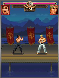Bruce Lee - Iron Fist