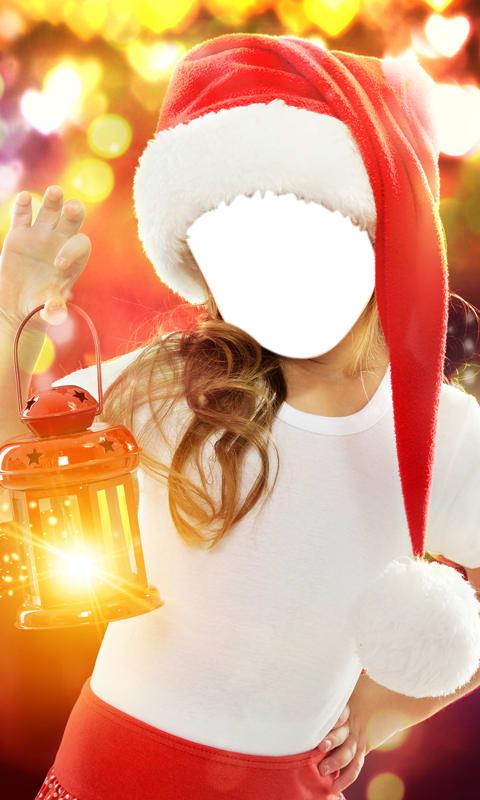 Merry Christmas Photo Montage