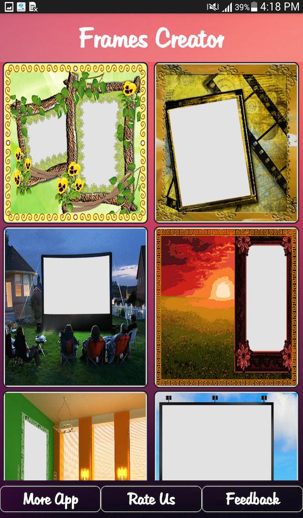 Frames Creator
