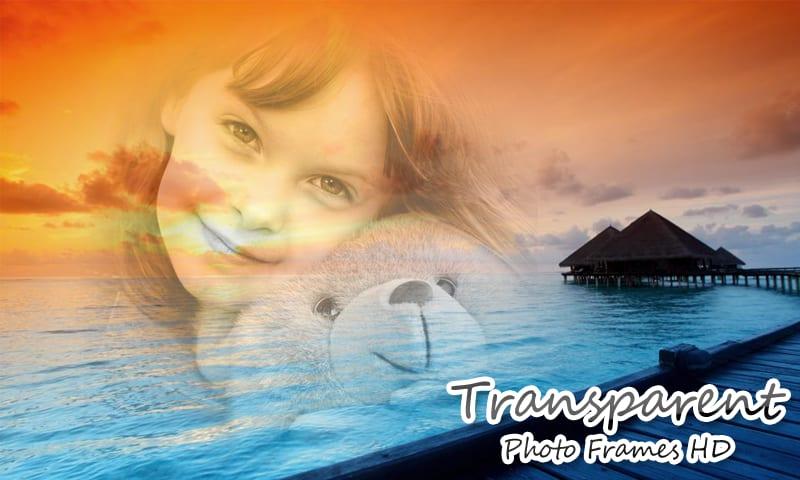 Transparent Photo Frames HD