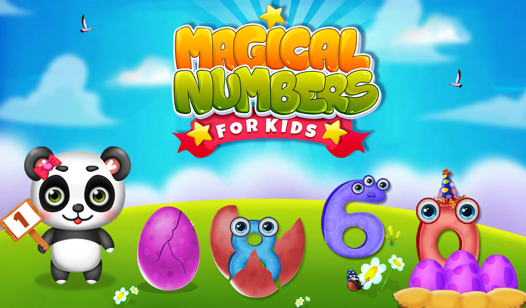 Magical Numbers For Kids