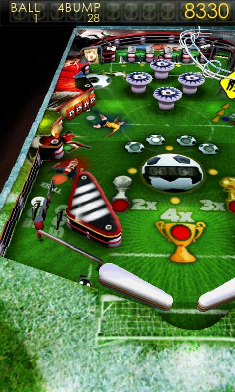 Kick Off Pinball