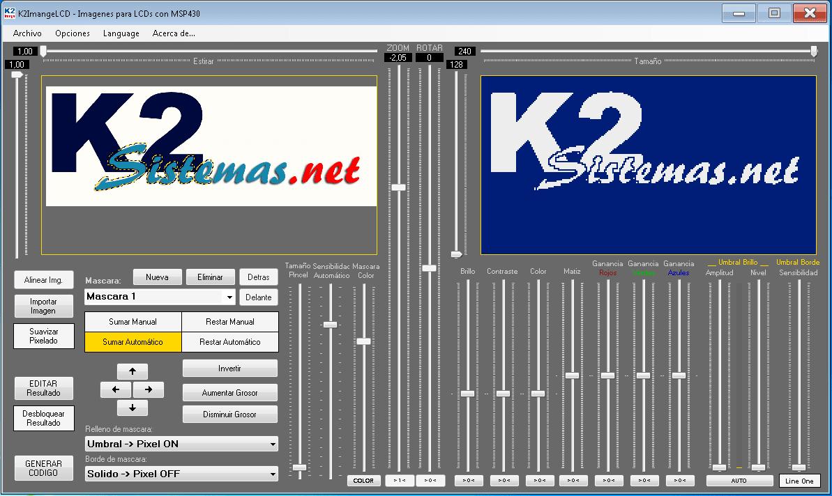 K2ImageLCD