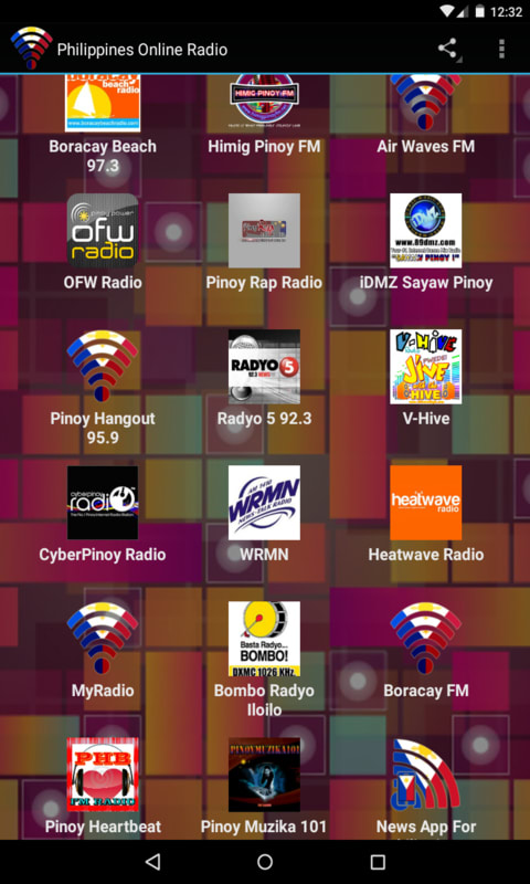 Philippines Online Radio