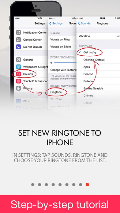 Ringtones for iPhone FREE & music Ringtone Maker!