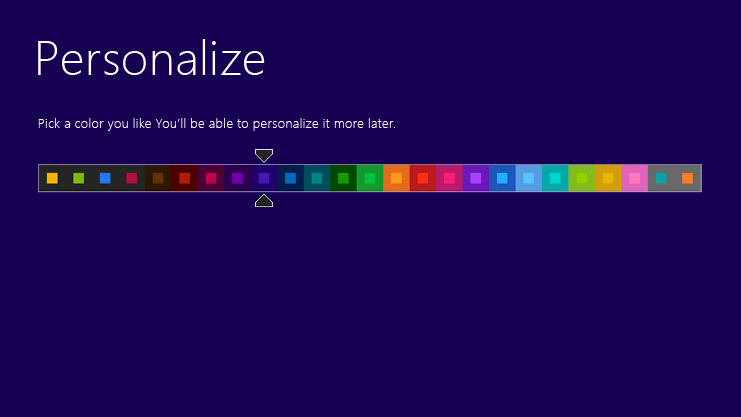 Asistente para actualización a Windows 8