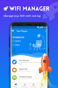 Net Master - WiFi Speed Test & Manager
