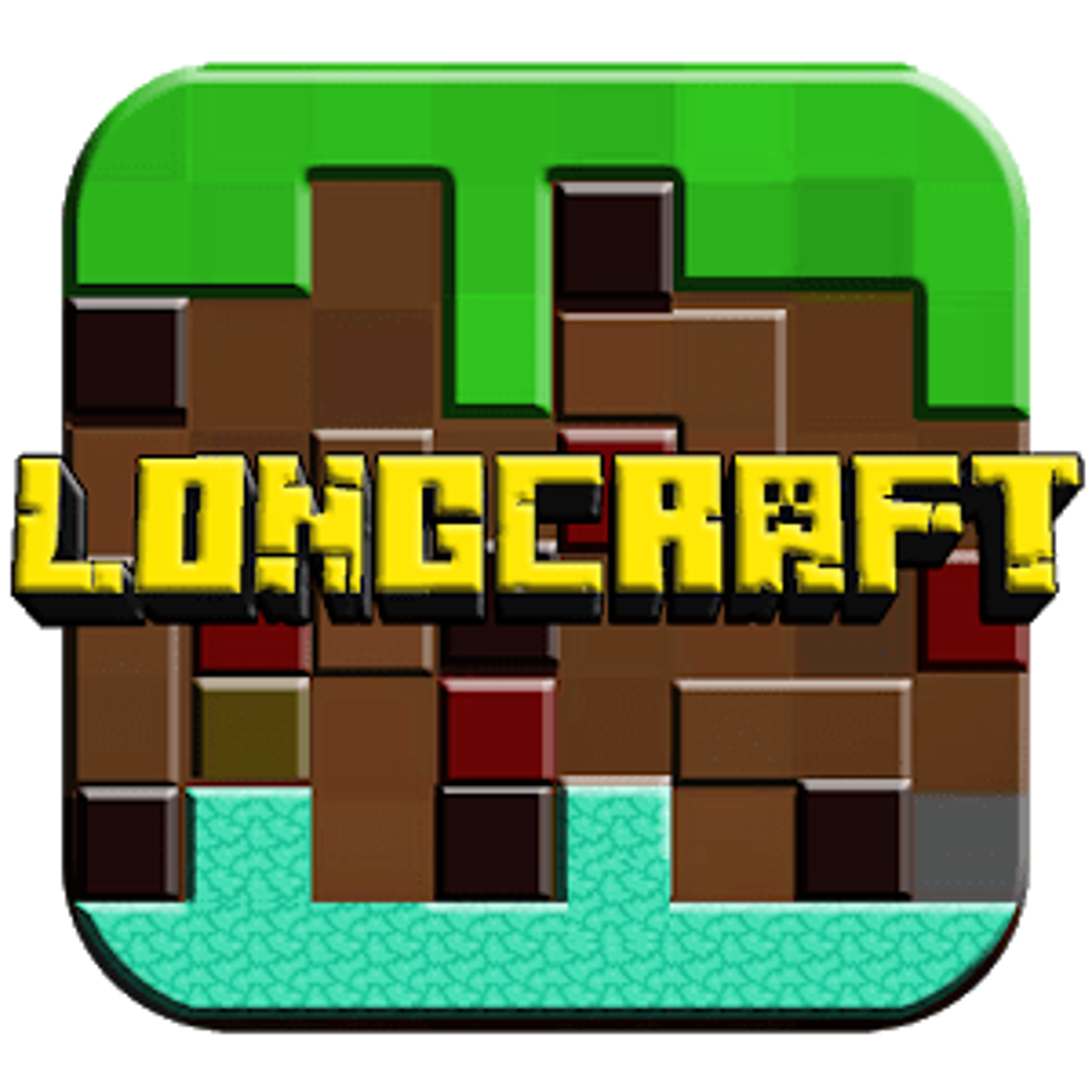 Long Craft World Of Pixel
