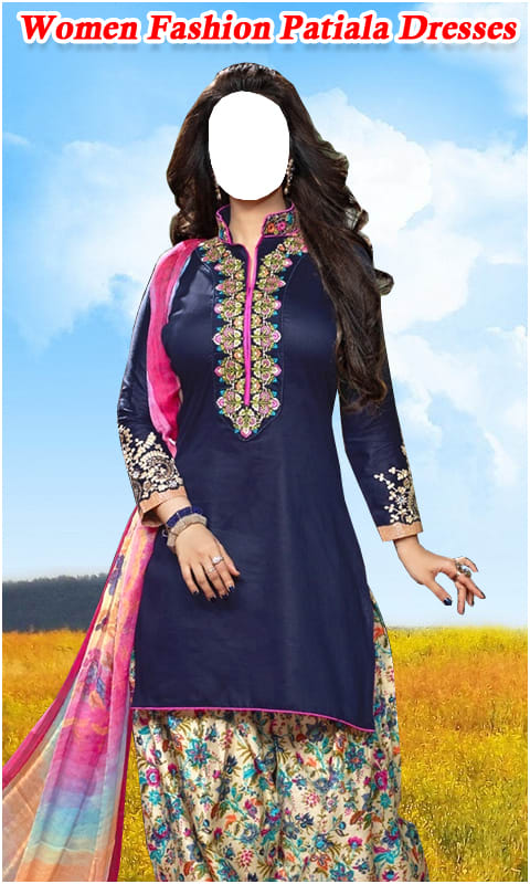 Women Fashion Patiala Dresses