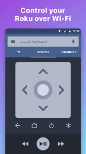 Remote for Roku -- RoByte